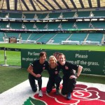 SoSpa Corporate fitness at Twickenham Stadium