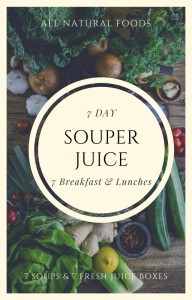 7 DAY SOUPER JUICE