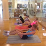 HIIT Training at The Spa