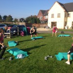 Gforce 10 circuit training with Elias Abbey-Pedley